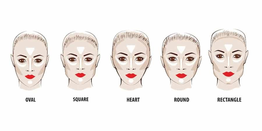 How to Contour Based on Your Face Shape